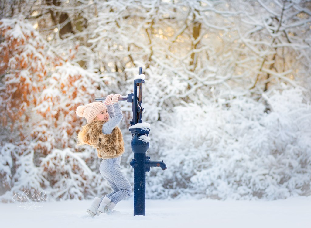 children-photography-chicago-suburbs-winter-fun-snow session
