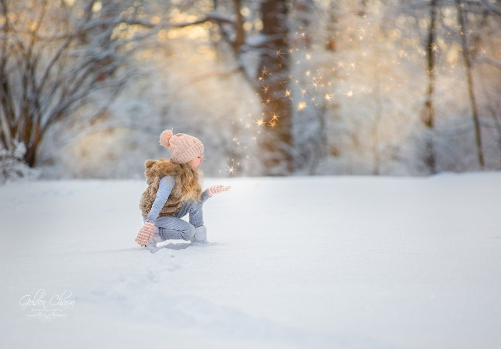 children-photography-chicago-suburbs-winter-magic