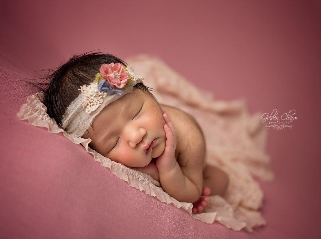 Buffalo Grove Newborn Photography